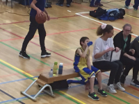 Basketbal rust